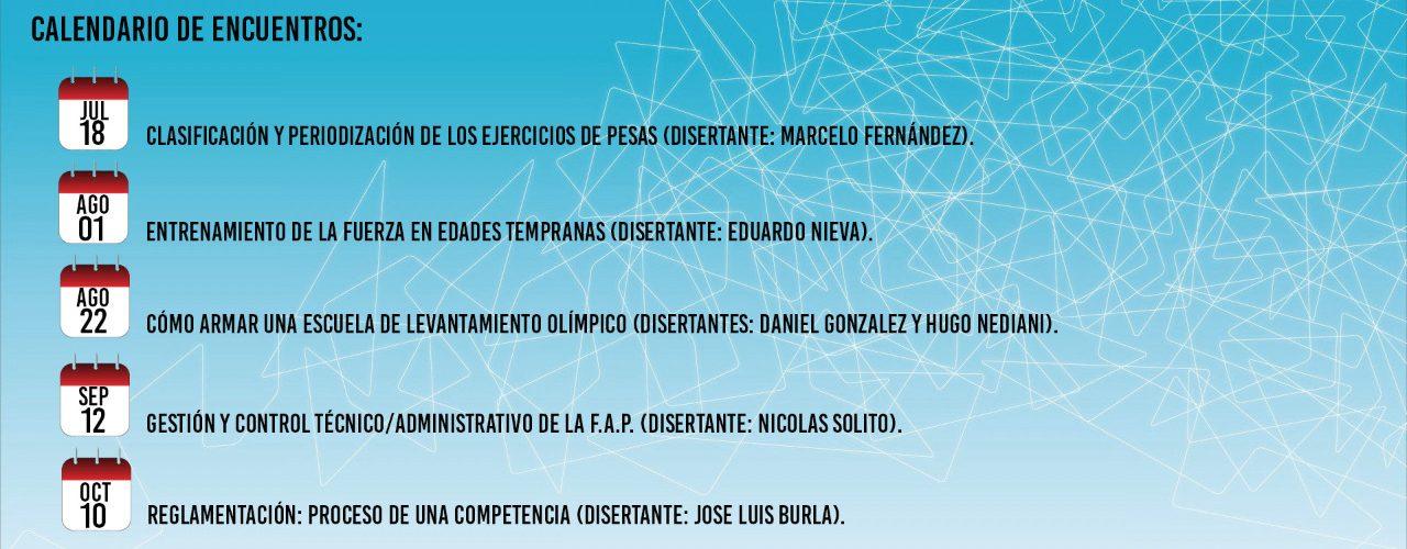 Ciclo de Conferencias Virtuales 2020
